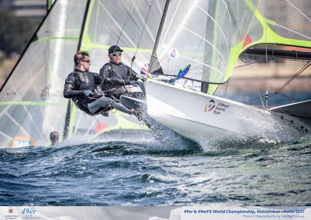 Seit sieben Jahren sitzen Jakob Meggendorfer und Andreas Spranger in einem Boot: Foto: Maria Muina