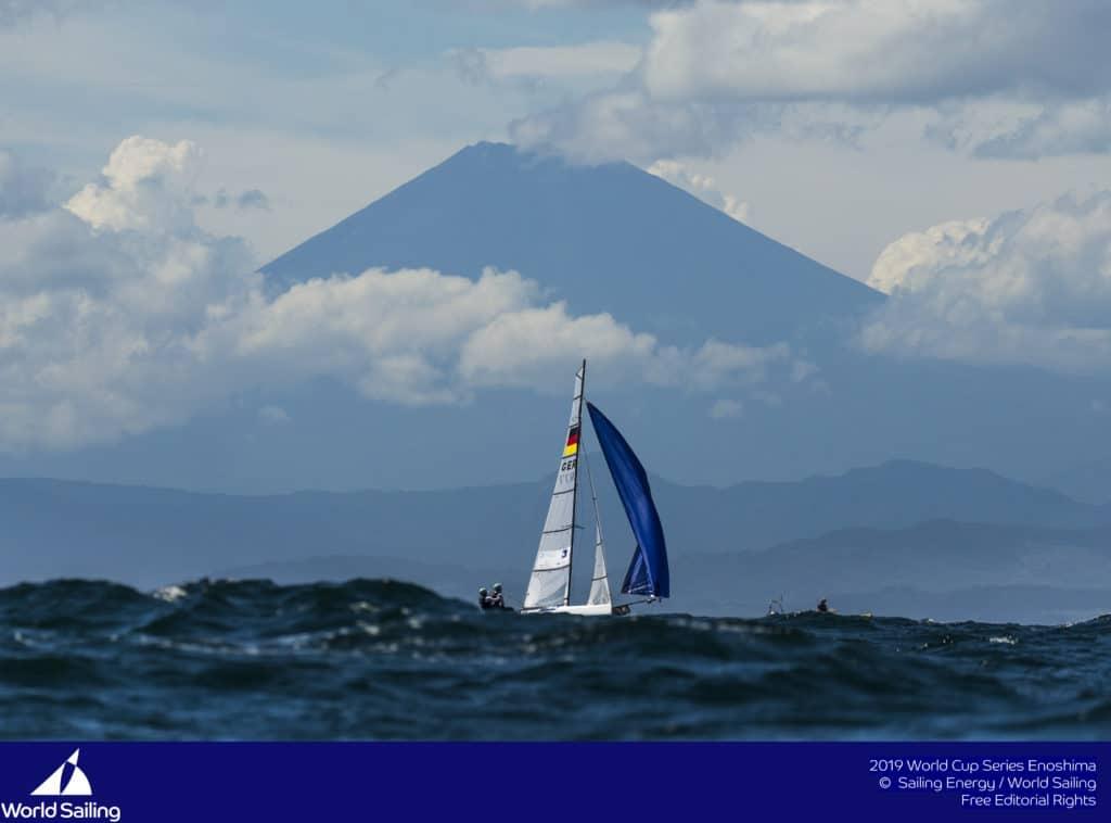 Zeitplan Olympische Spiele Enoshima