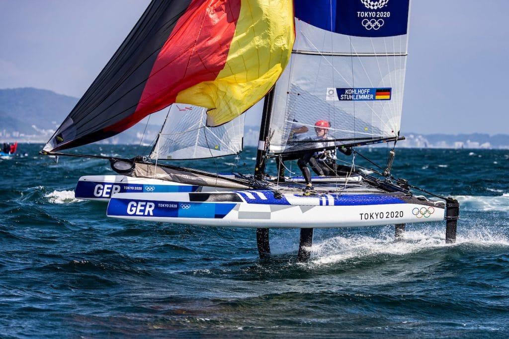 Kohlhoff Stuhlemmer Sailing
