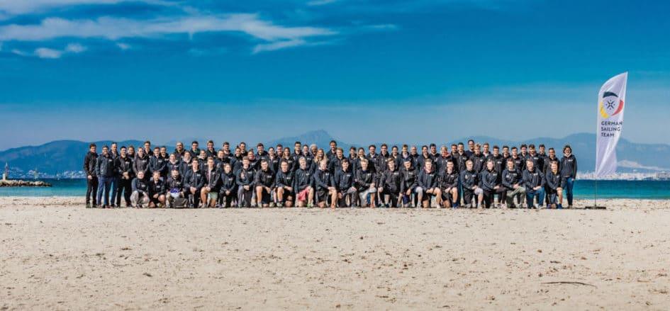 German Sailing Team 2019