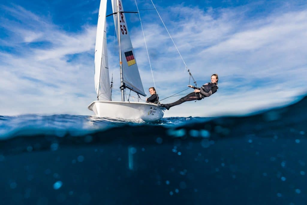 german Sailing Team Camp 2019