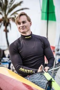 Tim Fischer German Sailing Team