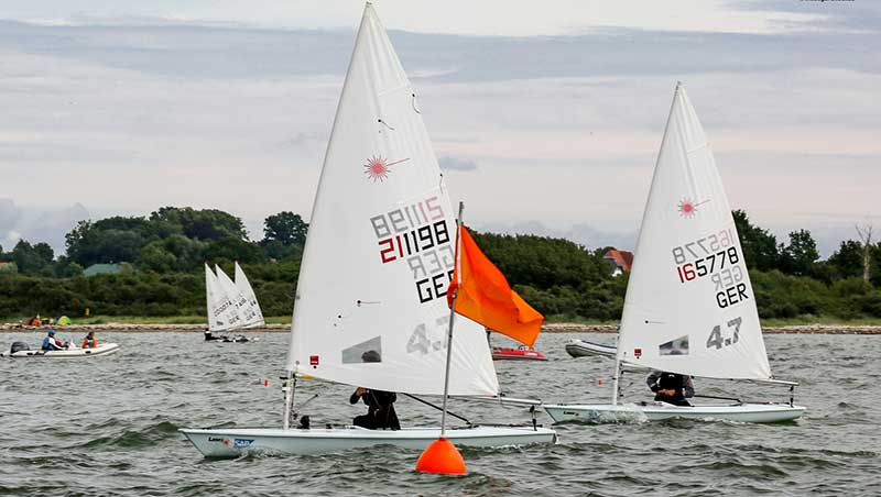 Laser 4.7_German Sailing Team