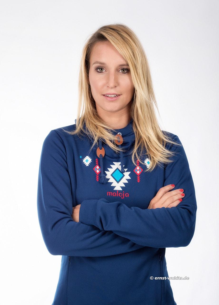 Tina Lutz 49er FX