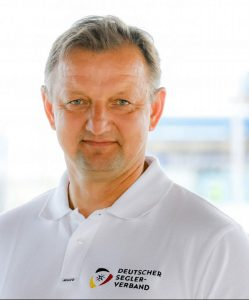 Torsten Haverland, Vizepräsident Leistungs- und Wettsegeln. Foto: www.segel-bilder.de