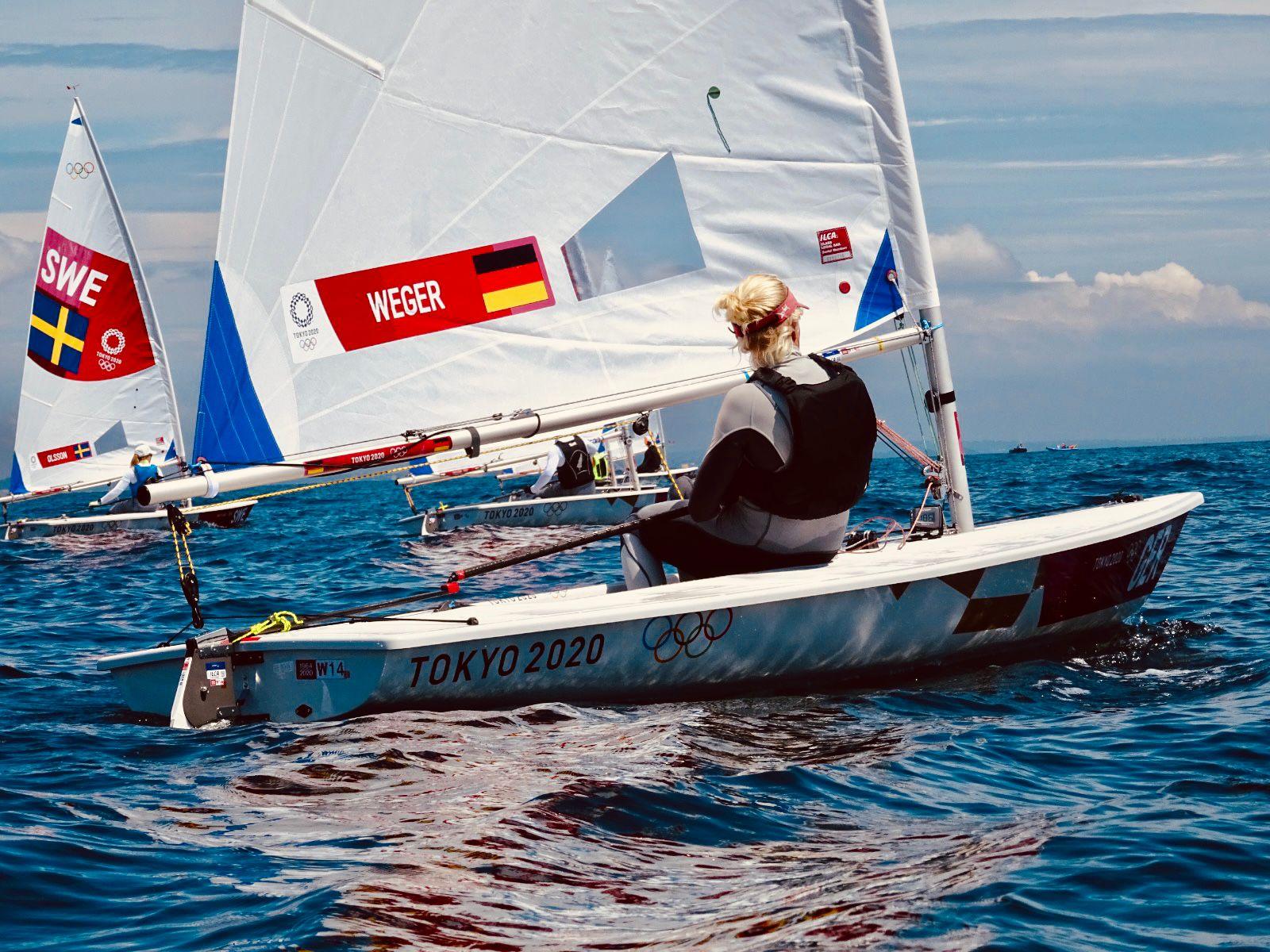 Svenja Weger Training Enoshima